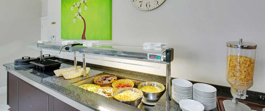 Bayswater Inn - Breakfast Buffet