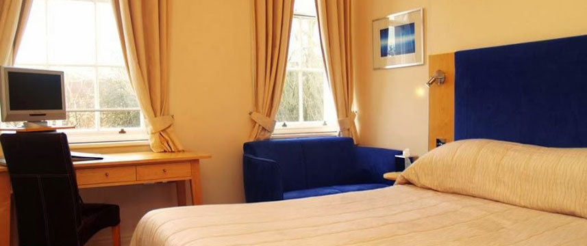 Berkeley Square Hotel - Double Bed