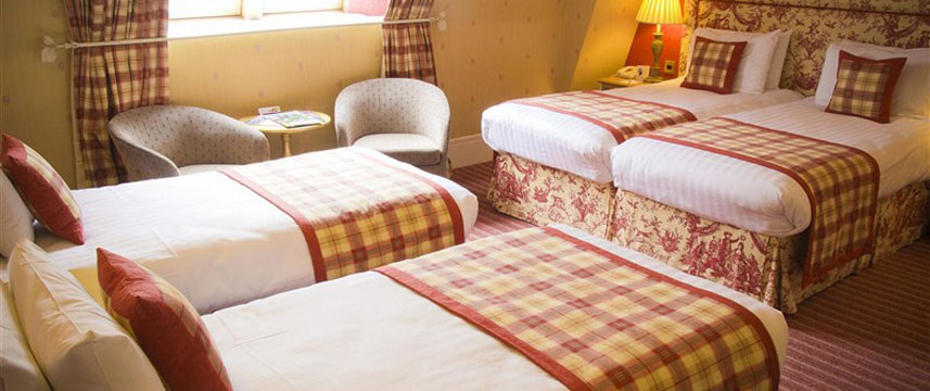 Best Western Abbots Barton Hotel - Family Bedroom