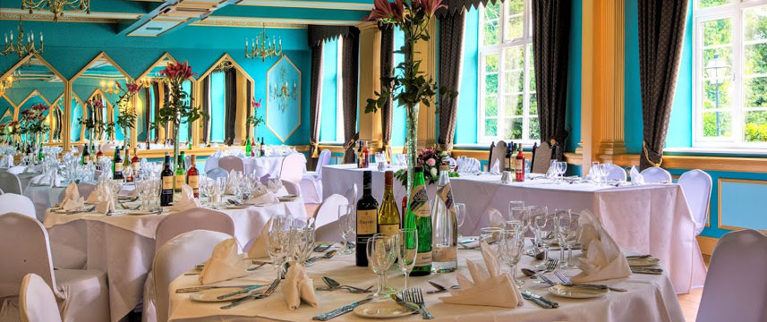 Best Western Abbots Barton Hotel - Function Room