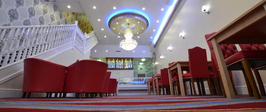 Best Western Greater London - Entrance