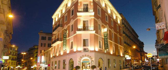 Best Western Hotel De Madrid Nice 50 Off Hotel Direct