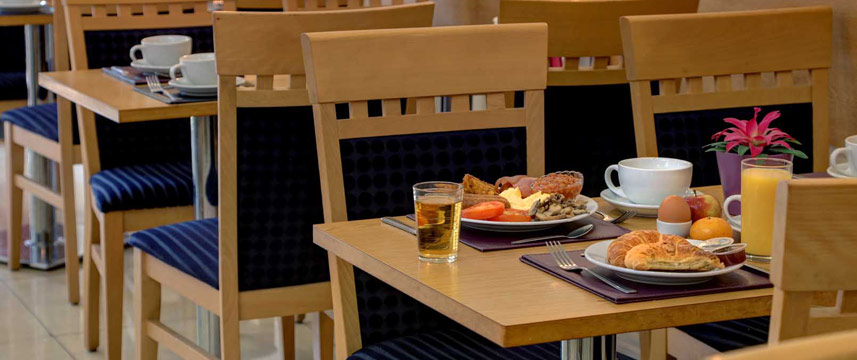 Best Western London Ilford - Breakfast