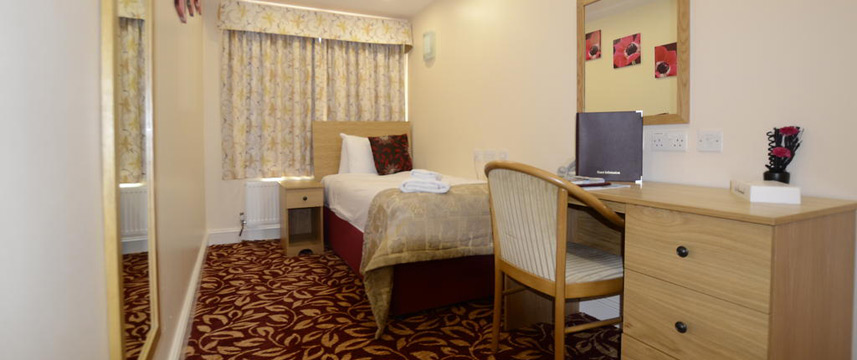 Best Western London Ilford - Single Room