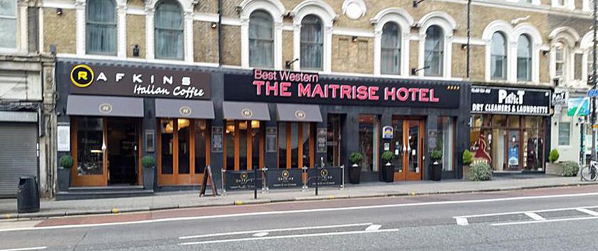 Best Western Maitrise Maida Vale - Exterior