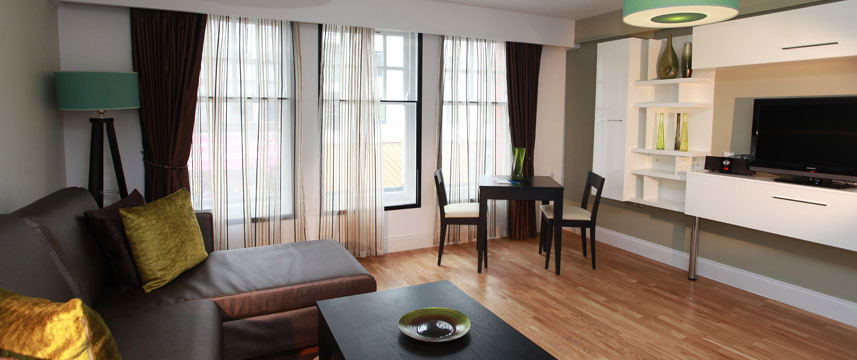 Best Western Maitrise Suites and Apartments - Lounge