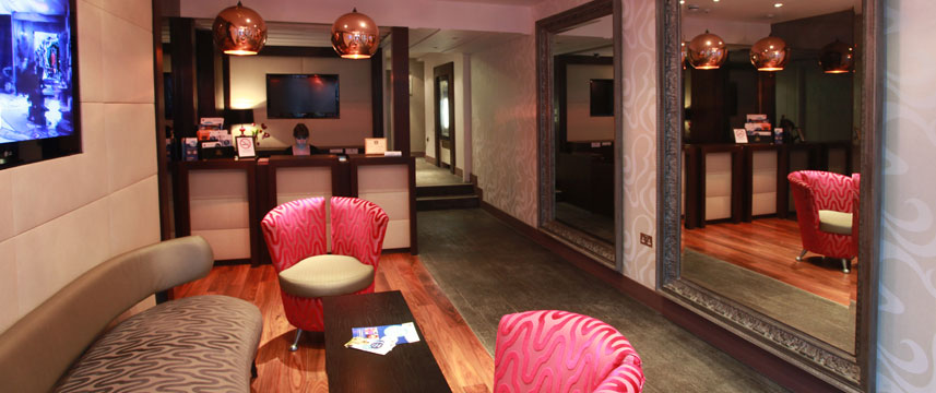 Best Western Maitrise Suites and Apartments - Reception