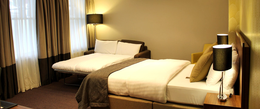 Best Western Mornington Hotel Family Bedroom