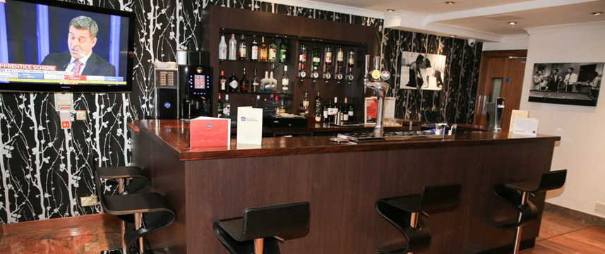 Best Western Palm Hotel - Bar Seating