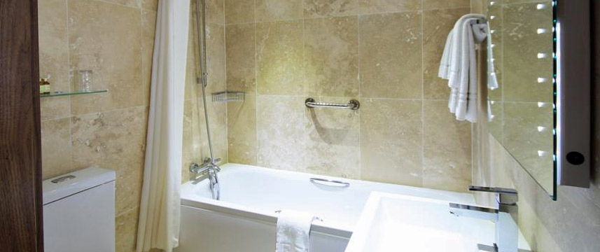 Best Western Palm Hotel - Bathroom