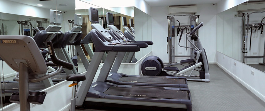Best Western Palm Hotel - Gym