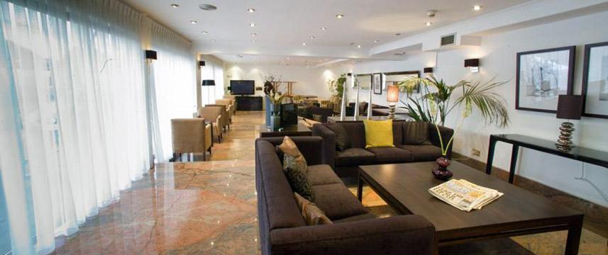 Best Western Palm Hotel - Lobby