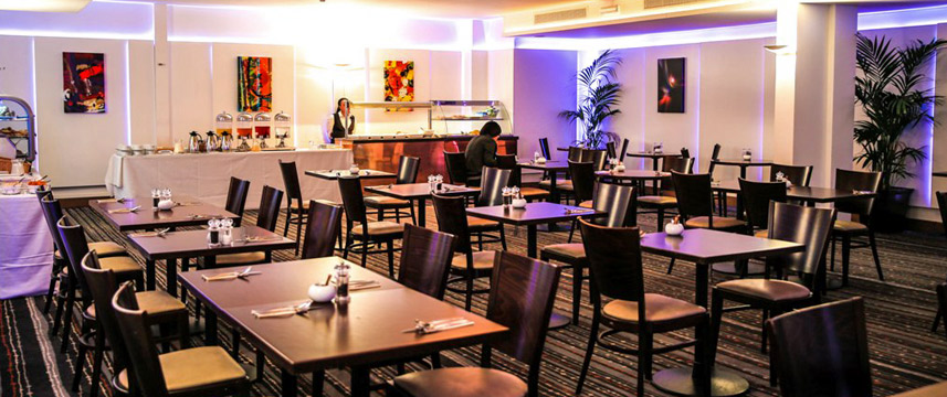 Best Western Palm Hotel - Restaurant
