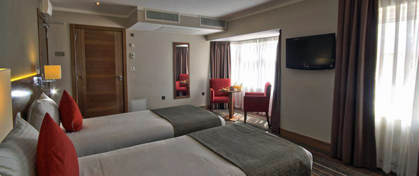 Best Western Palm Hotel - Twin Room