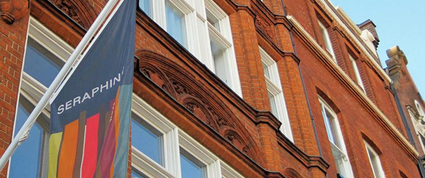 Best Western Seraphine Kensington Gardens Hotel London 55 Off