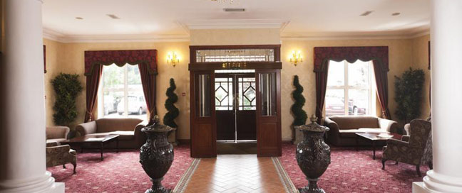 Best Western Sheldon Park Hotel - Entrance
