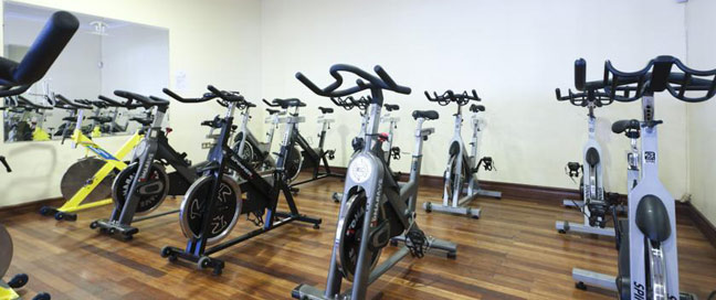 Best Western Sheldon Park Hotel - Fitness Machines