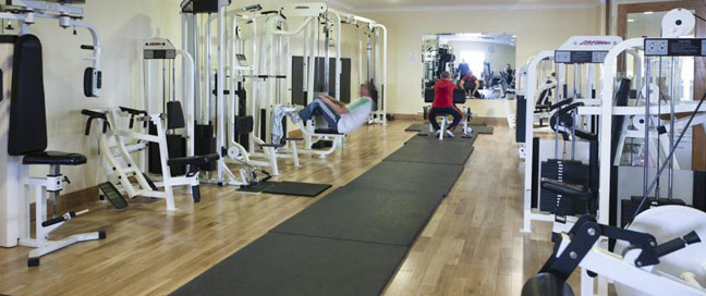 Best Western Sheldon Park Hotel - Fitness Room