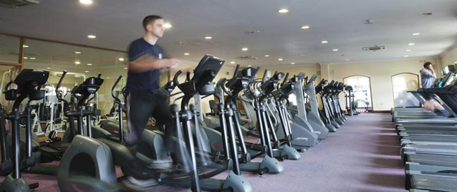Best Western Sheldon Park Hotel - Gym