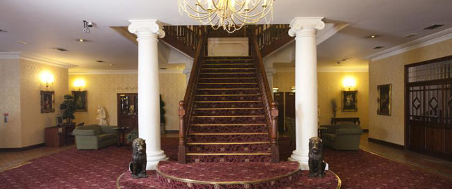 Best Western Sheldon Park Hotel - Staircase