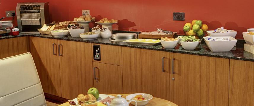 Best Western The Cromwell - Breakfast Room