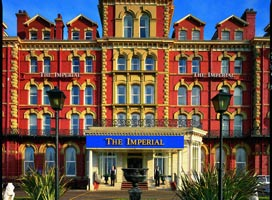Barcelo Blackpool Imperial Hotel Up To 24 Off With