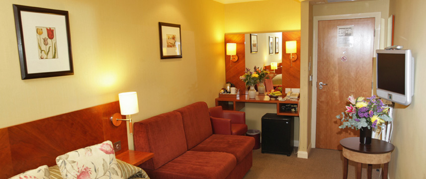 Blandford Hotel - Guestroom