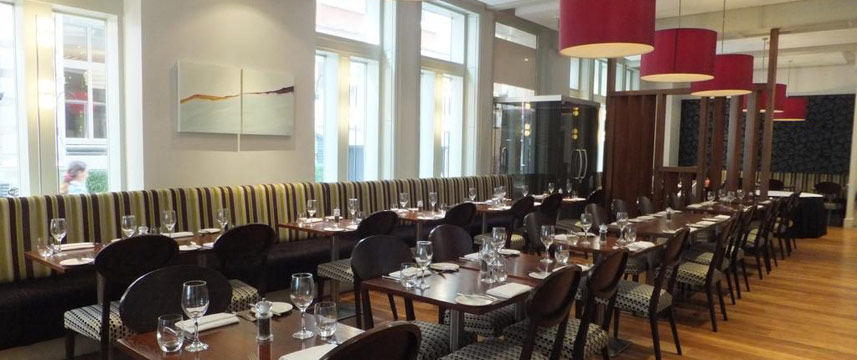 Bloomsbury Park Restaurant Tables