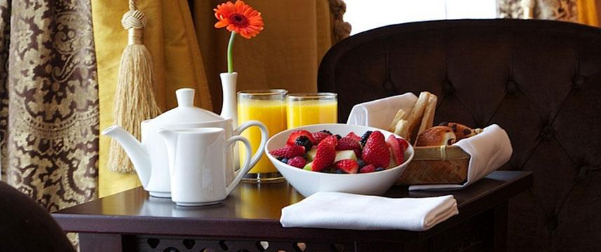 Cadogan London - Breakfast