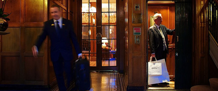 Cadogan London - Lobby
