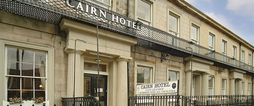 Cairn Hotel Edinburgh Booking Com
