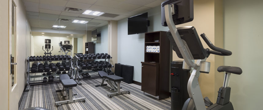 Candlewood Suites NYC Times Square - Gym