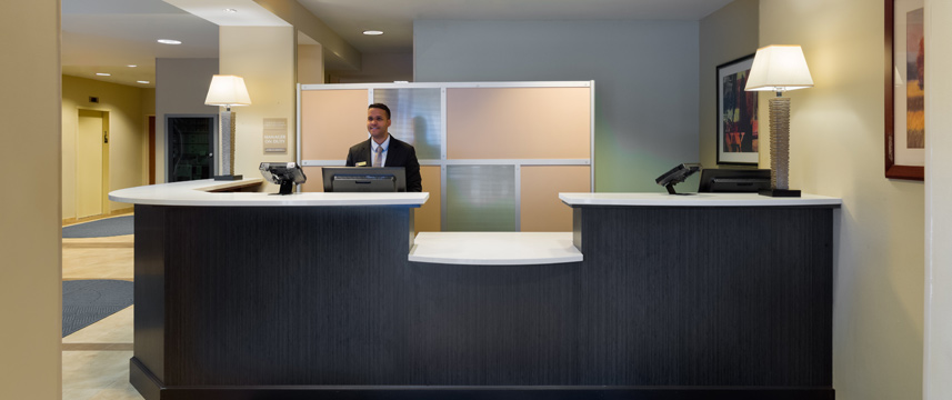 Candlewood Suites NYC Times Square - Reception Desk