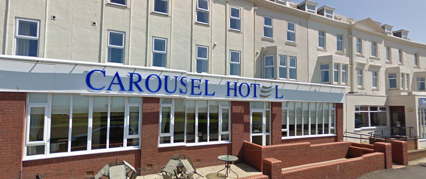 Carousel Hotel Blackpool 1 2 Price With Hotel Direct