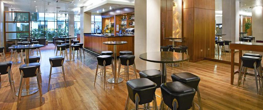 Central Park Bar Area
