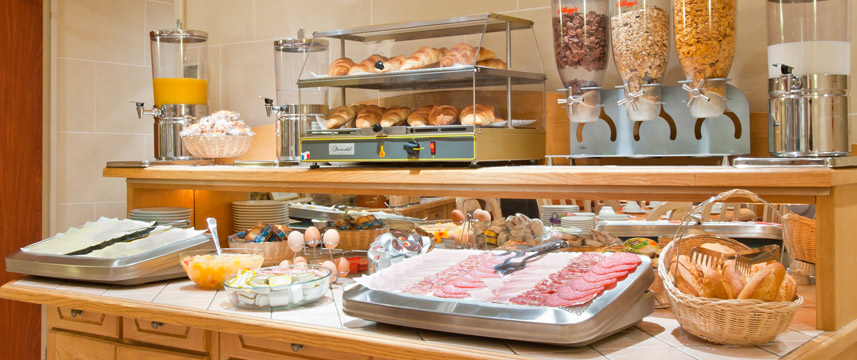 Champerret Elysees - Buffet