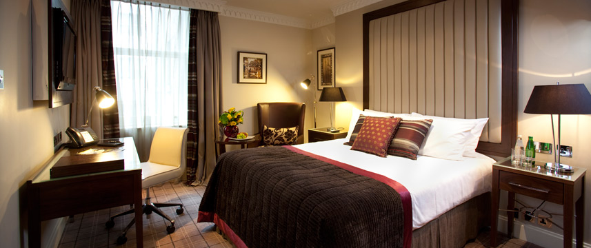 Charing Cross - Buckingham Wing Double room