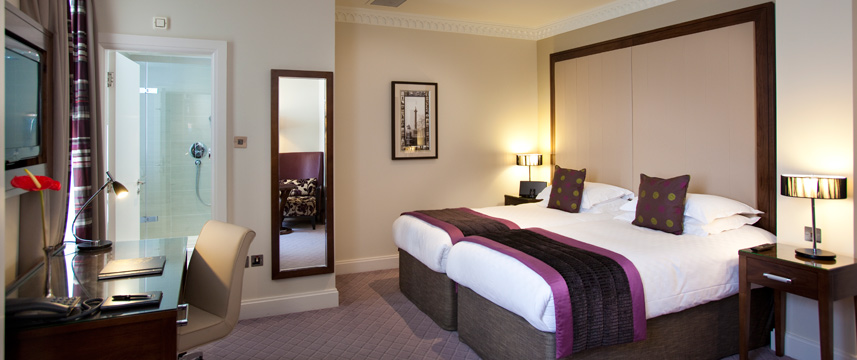 Charing Cross - Executive Twin room