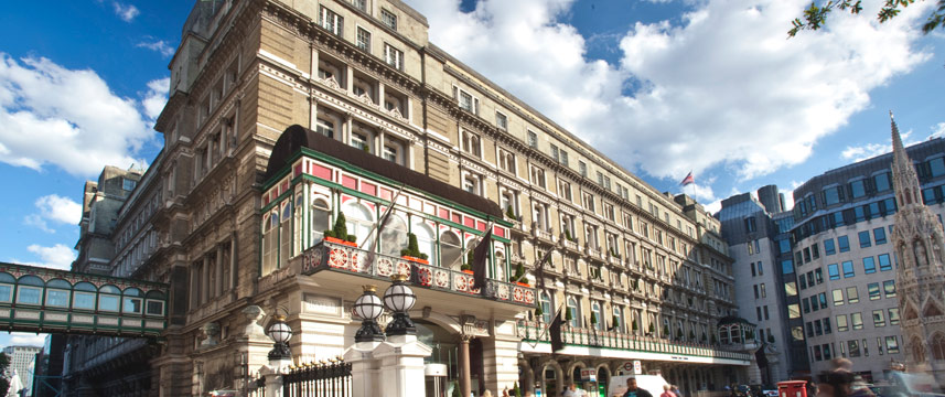 Charing Cross - Exterior