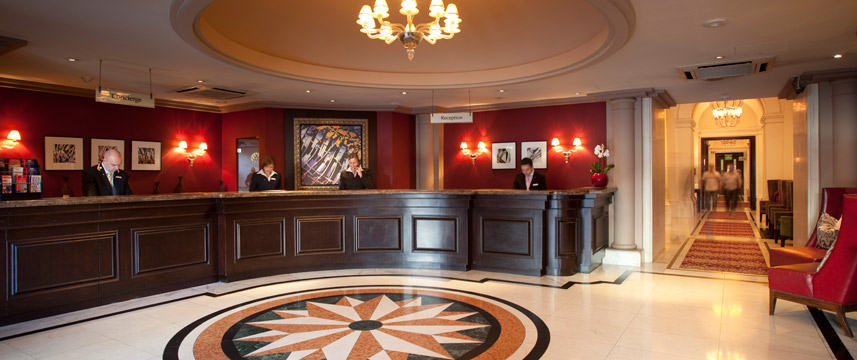 Charing Cross - Lobby and reception