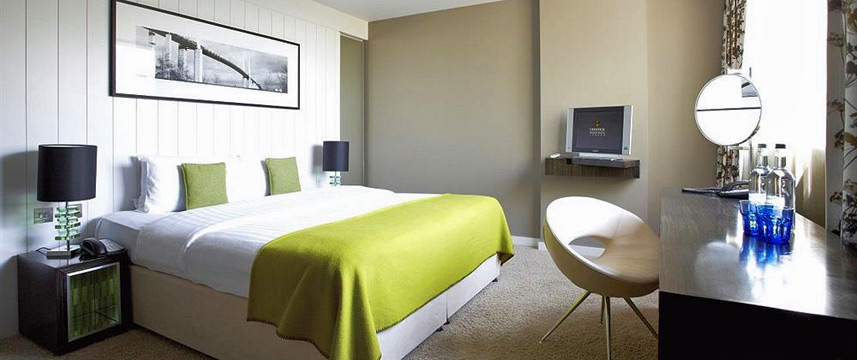 Chiswick Moran Hotel - Deluxe Bedroom
