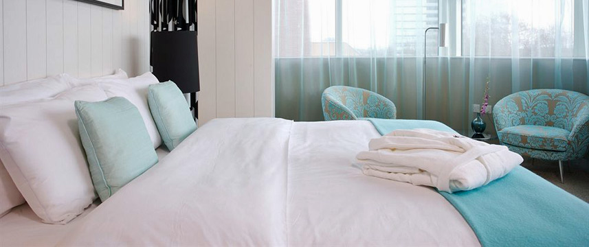 Chiswick Moran Hotel - Executive Double Bed