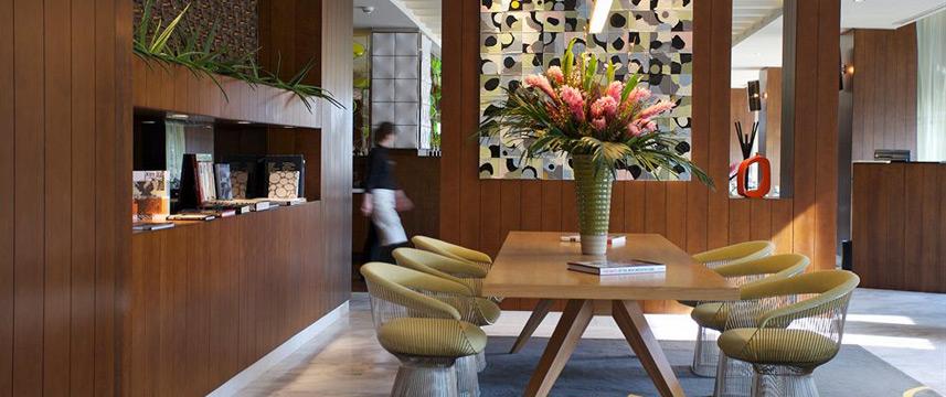 Chiswick Moran Hotel - Reception