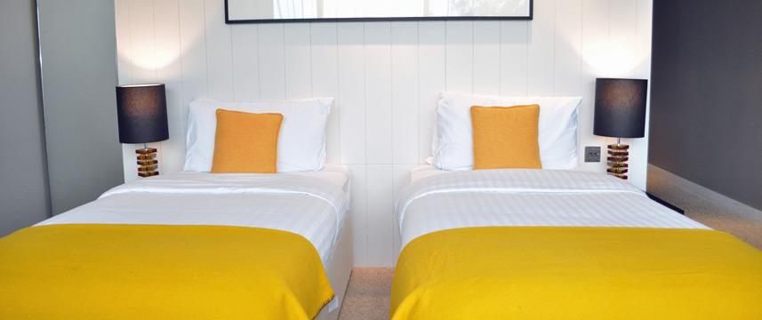 Chiswick Moran Hotel - Twin Room