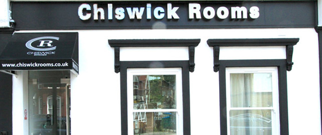 Chiswick Rooms - Exterior