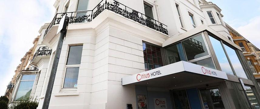 Citrus Hotel Eastbourne - Entrance
