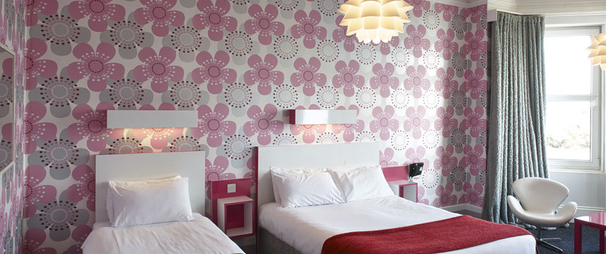 Citrus Hotel Eastbourne - Twin Room