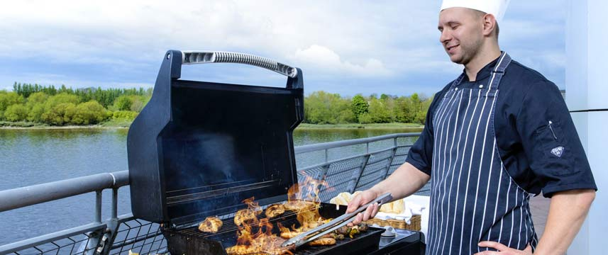 Clarion Hotel Limerick BBQ