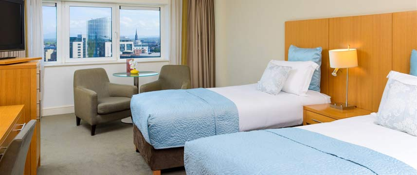 Clarion Hotel Limerick Superior Twin