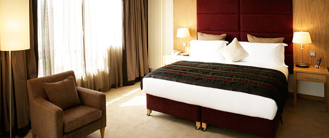 Clarion Liffey Valley Hotel - Double